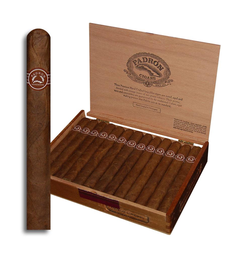 Padron londres natural cdm cigars - Boutique vintage londres ...
