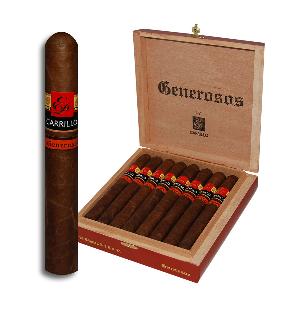 EP Carrillo Generosos 5 7/8x52