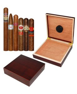 Wooden-Humidor-With-Cigars-4