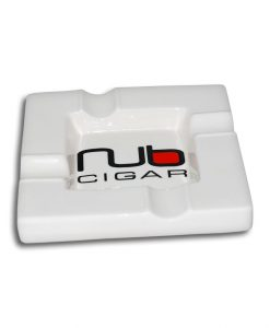Nub-Cigar-Ashtray-White