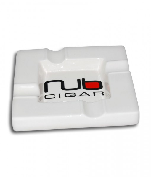 Nub-Cigar-Ashtray-White