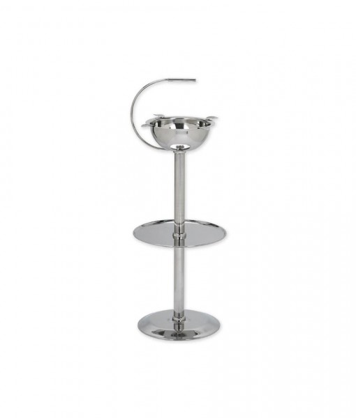 Stinky-Ashtray-With-Stand-stainless-steel