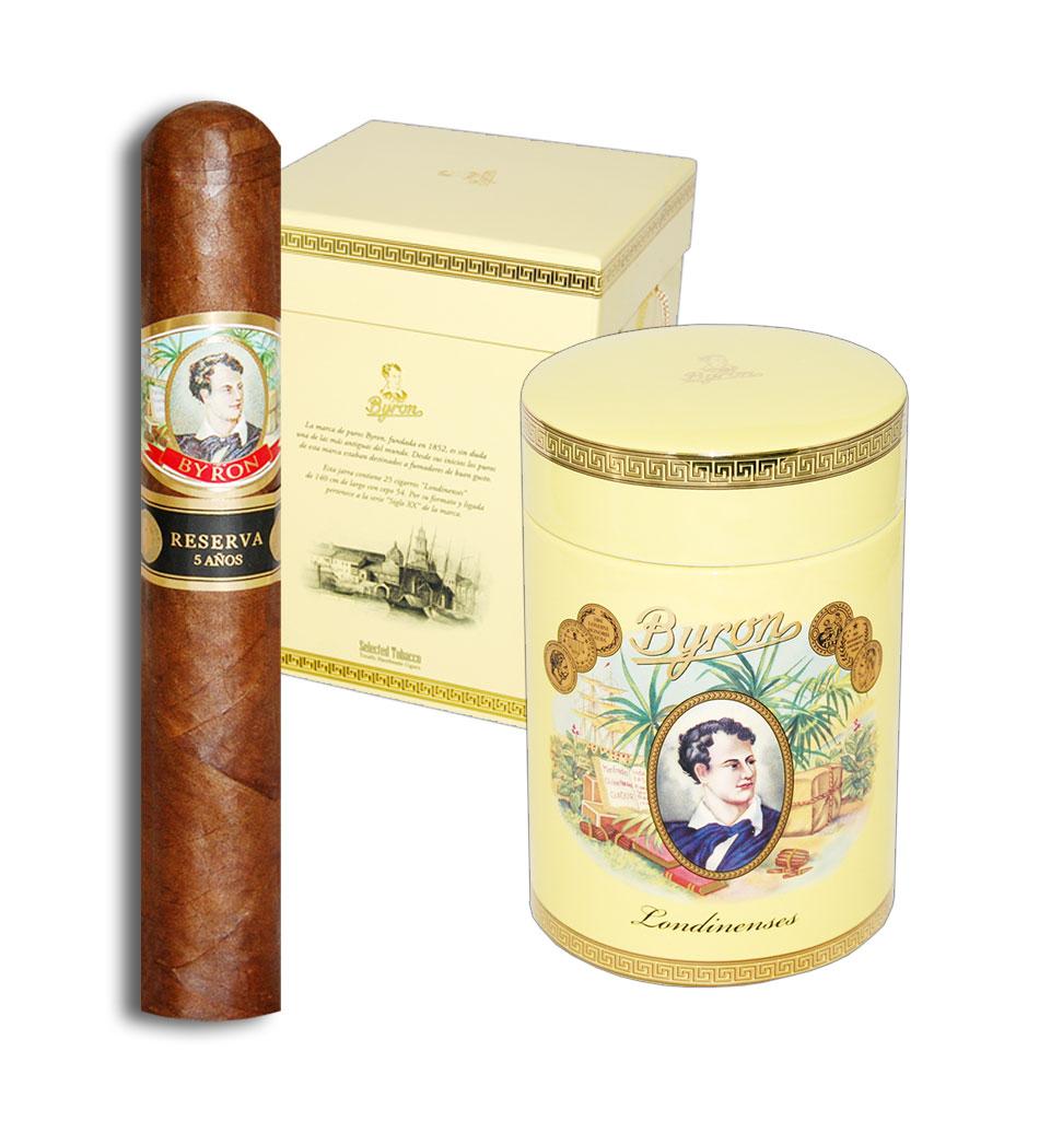 Byron Londinenses Reserva 5 Anos Cdm Cigars