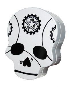 Skulls-Silver