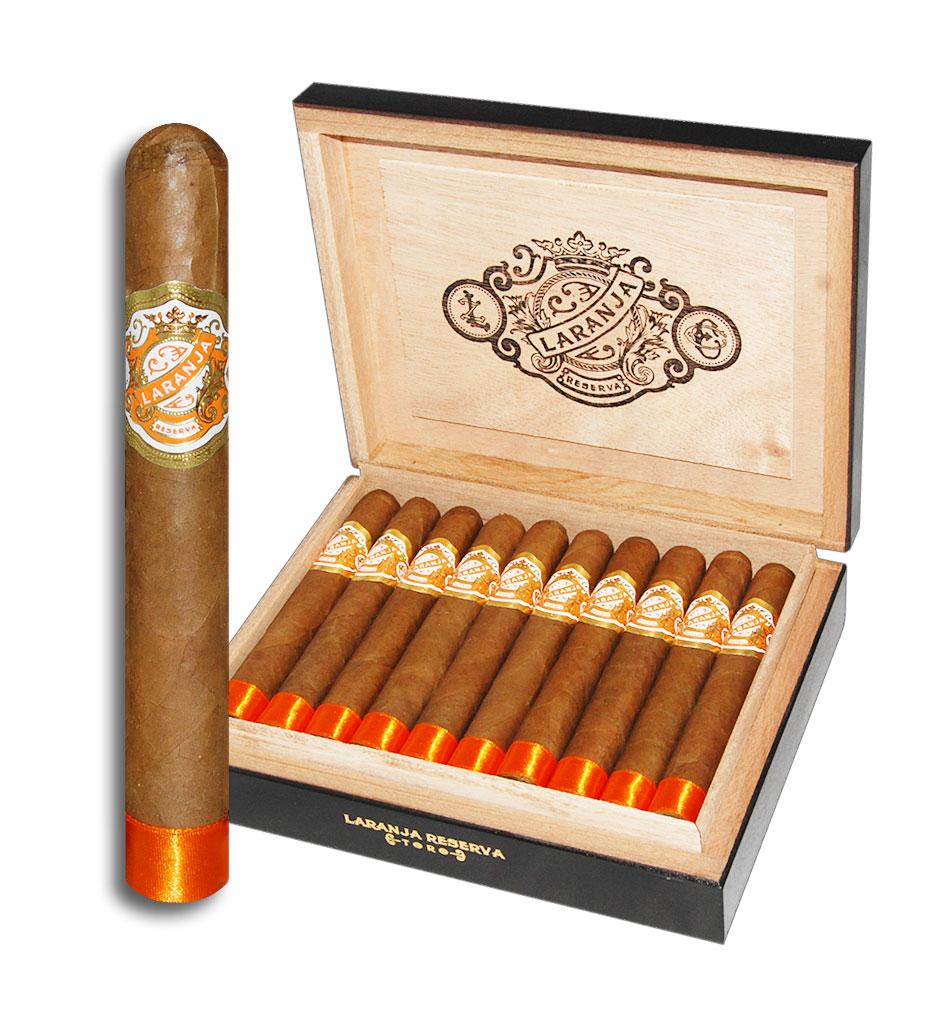 Cigar Review: Espinosa Laranja Reserva Caixa