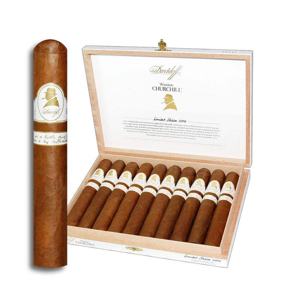 Davidoff-Winston-Churchill - CDM Cigars