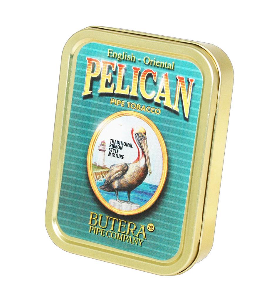 Home / Shop / Pipe Tobacco ...  sc 1 st  CDM Cigars & J. F. Germain u0026 Son - Butera - Pelican Pipe Tobacco 2oz Tin - CDM Cigars