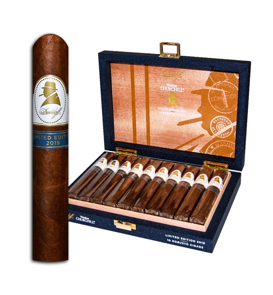Davidoff Winston Churchill Limited Edition 2019